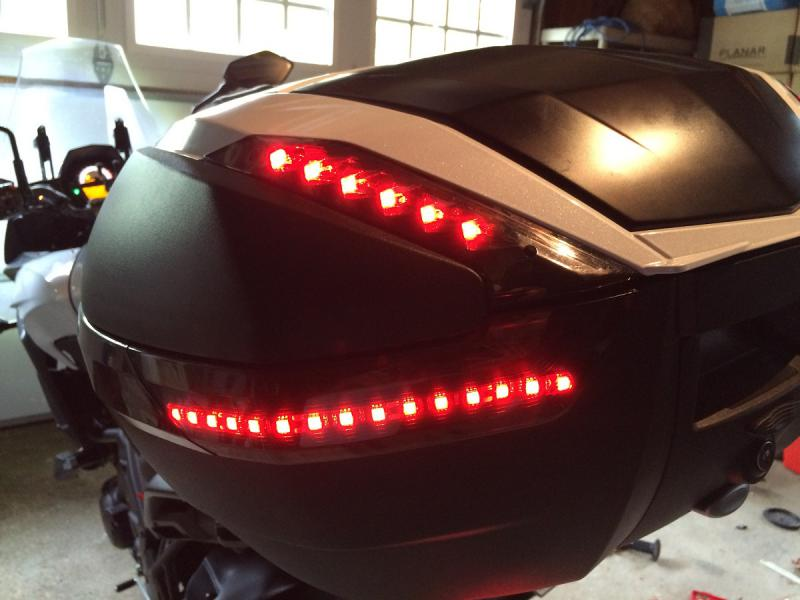 Adding another brake light to my 15 650lt kawasaki versys forum img4g asfbconference2016 Gallery