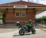 Greenie Pic in front of Train Depot.jpg